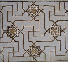 ART 13: 3 Islamic Art geometric patterns