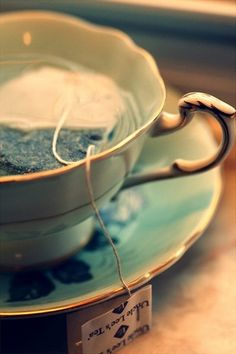 """When we sip tea, we are on our way to serenity.""    Alexandra Stoddard"