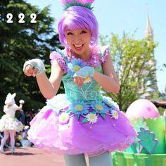 #シェアInstagram ぴょん♪ #disney#tokyodisneyland#tdl#disneydancer#Easter#ディズニー#ヒピホピ