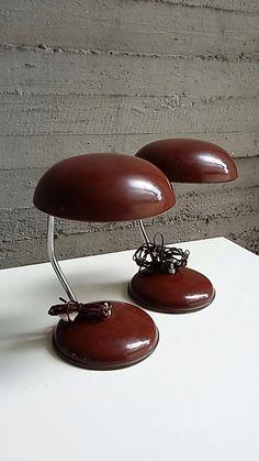 Lampade da tavolo anni 50#anni50#lamp #vintageligth #luci#lampade