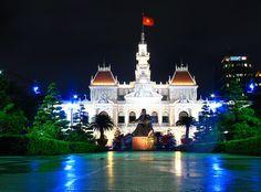Ho Chi Minh City People's Committee Head office - Trụ sở Ủy ban Nhân dân Thành phố Hồ Chí Minh