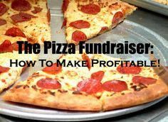 Want to learn how to use Pizza as a successful fundraiser? Then head over here:  www.rewarding-fundraising-ideas.com/pizza-fundraiser.html  (Photo by Rob / Flickr)