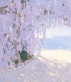 The Linosaurus: Bato Durgazhapov, beyond Claude Monet Russian Painting, Russian Art, Seascape Paintings, Landscape Paintings, Modern Artists, Winter Landscape, Fine Art Gallery, Beautiful Paintings, Art Techniques