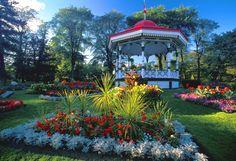 Halifax Public Gardens Bandstand