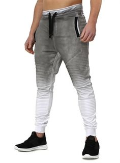 VSCT Men Sweatpants Bikerlook