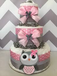 Image result for baby shower owl cakes