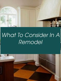 Designing a Kitchen Remodel That Will Last #Remodel... Cheap Kitchen Remodel, Cupboard Doors, Kitchen Design, Budgeting, Home Decor, Wardrobe Doors, Cuisine Design, Interior Design, Home Interior Design