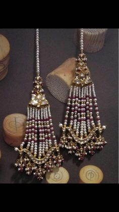 All types of jewelry at one place – My favourite jewelry collection Ruby Jewelry, India Jewelry, Ear Jewelry, Temple Jewellery, Wedding Jewelry, Jewelery, Gold Jewelry, Jewellery Earrings, Pakistani Jewelry