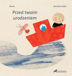 Przed twoim urodzeniem Rascal, Sadat Mandana Czerwony konik.Księgarnia internetowa Czytam.pl