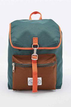 Poler Outdoor Stuff Field Backpack in Blue
