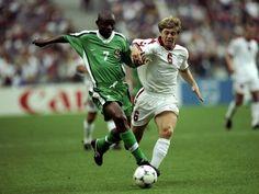 Nigeria vs Denmark - World Cup France 98