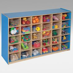Thinking this could help with the clutter problem.  Might be too long.  Wood Designs 30 Tray Colors Storage. $619.99