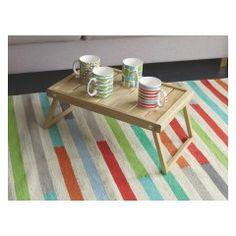 ADA Small multi-coloured cotton rug 120 x 180cm