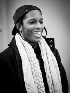 Rakim Mayers, aka ASAP Rocky... I love this man!
