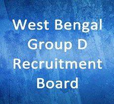West Bengal Group D Recruitment