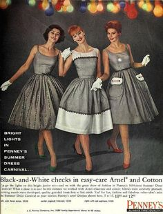 May 1960 Penney's summer catalog
