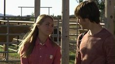 Episode Catch and Release - H 0120 - Heartland Screencaps Heartland Season 3, Amy And Ty Heartland, Heartland Tv, Ty Borden, Ty And Amy, Amber Marshall, Best Tv Shows, Movie Tv, Tv Series