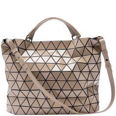 a64ddda66f BAO BAO ISSEY MIYAKE CRYSTAL SHOULDER BAG LARGE AW15 bag