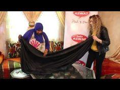 لكل أسرة كيفية تفصيل السلهام من عند الحاجة فاطمة - YouTube Kaftan, Sew Dress, Youtube, Kaftans, Caftans, Youtubers, Youtube Movies