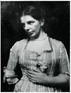 Herma Becker (?): Paula Modersohn-Becker, um 1905, Paula Modersohn-Becker-Stiftung, Bremen
