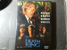 Death Ring  (DVD, 1992) ~ Mike Norris, Billy Drago, Chad McQueen, Don Swayze