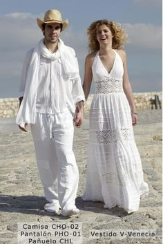 Bohemian Bride ~c.c~ Bohemian Style Ibiza Outfits, Cute Casual Outfits, White Boho Dress, White Dress Summer, Summer Dresses, Bohemian Mode, Bohemian Style, Boho Chic, Boho Fashion