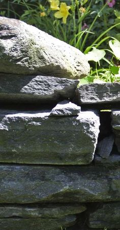 Ashfield Stone   Rare and wonderful native stone of the Berkshires for landscapes and fine interiors.