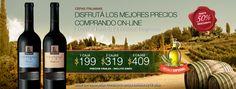 Bodega Don Cristóbal. Diseño de promoción en sus redes sociales.