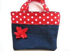 free pattern for reversible tote...and other treats