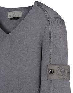 6415561D3 Ghost Piece Stone Island, Pullover, Cool Style, Men Sweater, Pure Products, Knitting, Clothing, Sweaters, Fashion