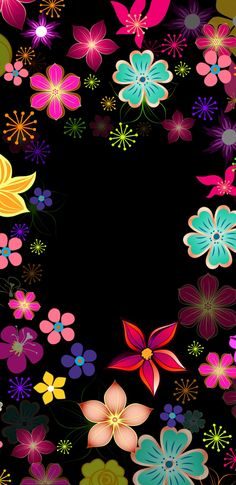 Pin by on 2 l 2 m my own b bo in 2018 p Flowery Wallpaper, Flower Background Wallpaper, Flower Phone Wallpaper, Butterfly Wallpaper, Cute Wallpaper Backgrounds, Wallpaper Iphone Cute, Flower Backgrounds, Cellphone Wallpaper, Colorful Wallpaper