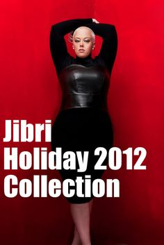 13b640903eb13 A first look at the sizzling plus size designer collection of the JIBRI  Holiday 2012 Collection