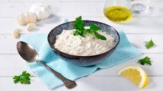 Baba ganoush - Oppskrift fra TINE Kjøkken Baba Ganoush, Gravy, Hummus, Dips, Dressing, Ethnic Recipes, Food, Eggplant, Salsa Music