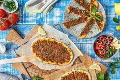 Wie im Urlaub: Türkische Pizza selber machen