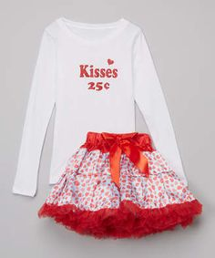 Cute for the girls for Valentines Day. #ad