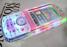 I still have this phone in my room! XP