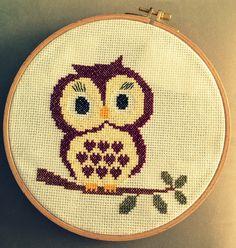 Cross owl