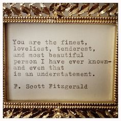 fitzgerald's way with words.