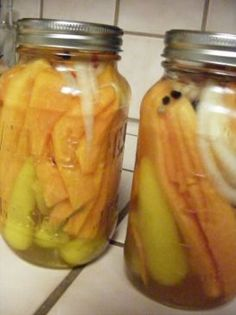 Pickled Papaya