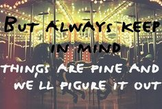 The Maine // Like We Did (Windows Down) // Pioneer