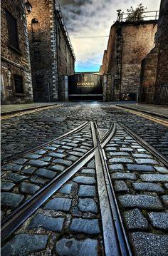 Guinness Brewery - Ireland Check!