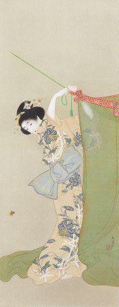 究極の美人画!着物の美人女性を描き続け、絵を描くために生き続けた日本画家「上村松園」
