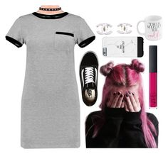 """If I Worked At Buzzfeed 2/5"" by weirdestgirlever ❤ liked on Polyvore featuring La Perla, MARA, Vans, NARS Cosmetics and Chanel"