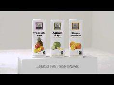 Het verhaal achter vruchtensap Commercial Fairtrade Original 2012