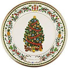 lenox 2013 trees around the world jamaica decorative plate lenox christmas christmas china christmas