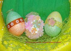 Come decorare le uova di polistirolo