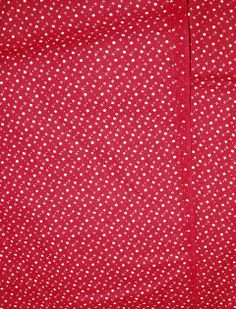 The Gatherings Antique Vintage - Antique 1880's to Early 1900's Maroon Dot Calico Cotton Fabric Quilt Remnant, $45.00 (http://store.the-gatherings-antique-vintage.net/antique-1880s-to-early-1900s-maroon-dot-calico-cotton-fabric-quilt-remnant/)