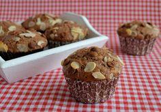Een lekker en eenvoudig recept om zelf speculaas muffins te maken.