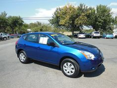 Come to Highway Motors for a great used SUV like this 2008 Nissan Rouge S. BUY…