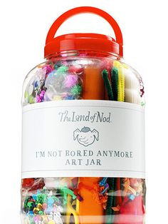I'm Not Bored Anymore Jar